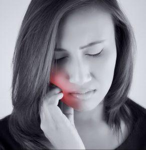 Therapie chronischer Schmerzen (CMD = Cranio Mandibuläre Disfunktion)