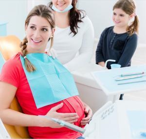Schwangerenberatung beim Zahnarzt
