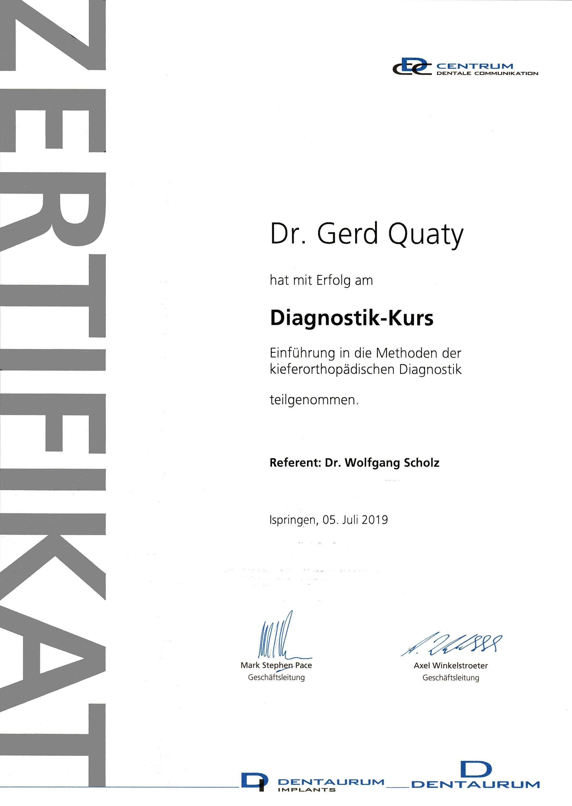 KFO-Diagnostik